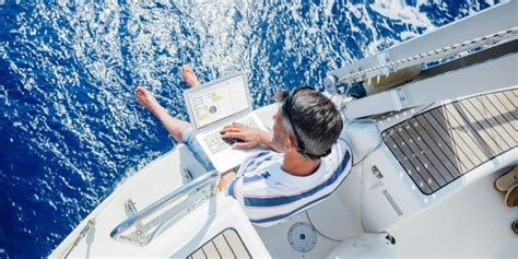 getting internet on a boat how to get internet on your boat your best solutions