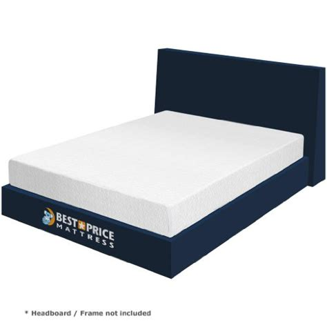 8 Inch Mattress by Best Price Mattress 8 Inch Memory Foam Mattress