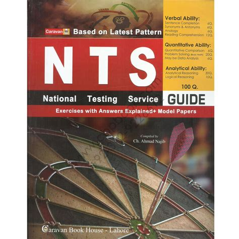 Mba Office National Book Lists by National Testing Service Nts Guide By Caravan Book House