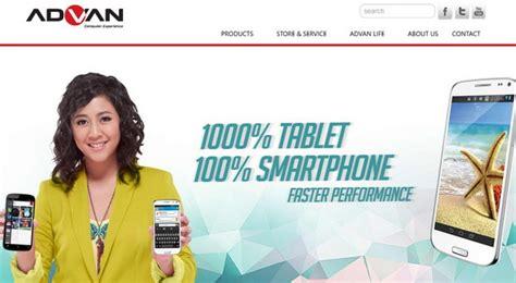 Advan 800 Ribu advan hadirkan lima handphone android rising series
