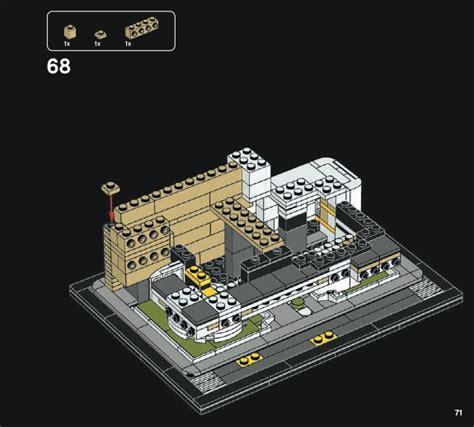 Lego Architecture Solomon R Guggenheim Museum 21035 lego solomon r guggenheim museum 21035