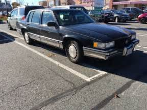 Cadillac Touring Sedan 1993 Cadillac Sedan Touring Edition For Sale