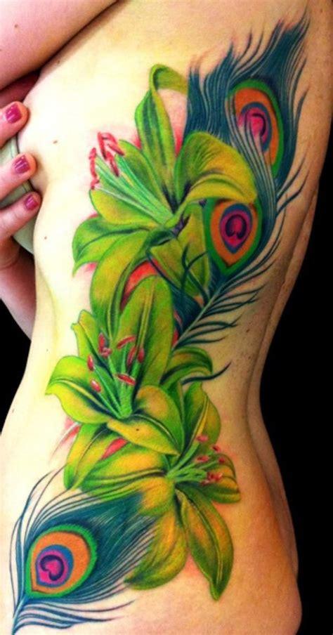 55 peacock tattoo designs art and design