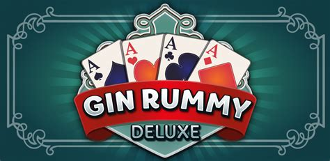 amazon com gin rummy deluxe appstore for android