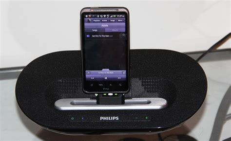 android speaker philips fidelio for android as351 speaker dock review