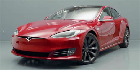 2019 Tesla Model S Redesign by Tesla Model S Redesign Features Photos Business Insider