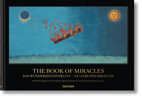 a miracle of books the book of miracles taschen books