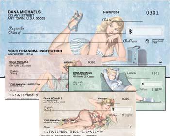 Ups Background Check Vintage Pin Ups Checks Personal Checks 4checks