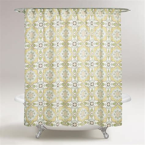 patterned shower curtains 15 shower curtains perfect for a grown up bathroom