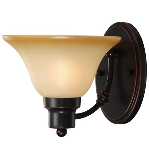 bristol power and light bristol series 16 7147 oil rubbed bronze 1 light wall sconce