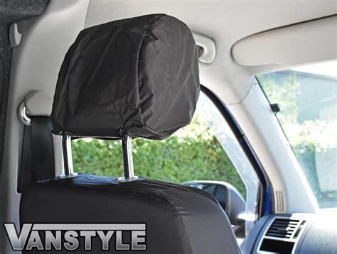 genuine vw front waterproof grey seat covers vw t5 03 09
