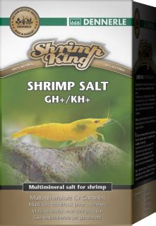 Dennerle Shrimp King Sulawesi Salt Ghkh shrimp king shrimp salt gh kh dennerle
