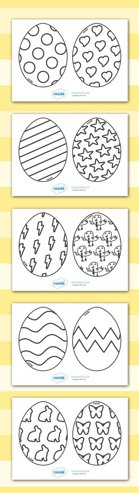 easter card templates twinkl twinkl resources gt gt easter egg templates gt gt printable