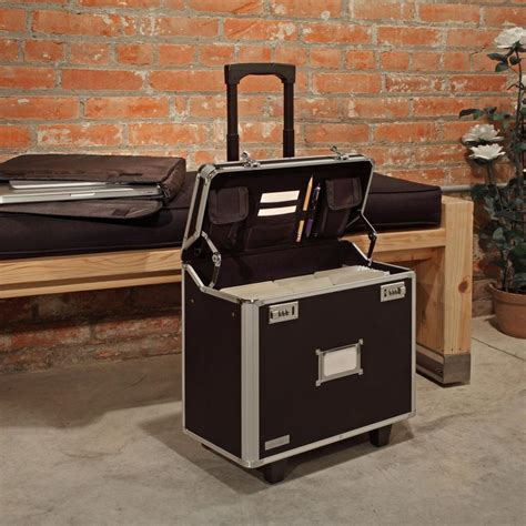 portable file cabinet on wheels vaultz locking mobile wheelie chest file box letter legal