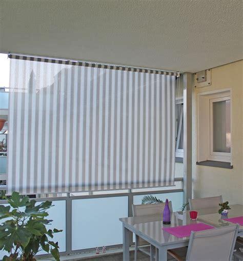 vorhang balkon vorhang balkon aussen home image ideen