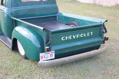 Cers For Truck Beds by 1949 Chevy 3100 Bed Truck Restomod