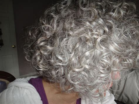 Home Perm On Natural Grey Hair | short medium curly hairstyles short hairstyles 2016 2017