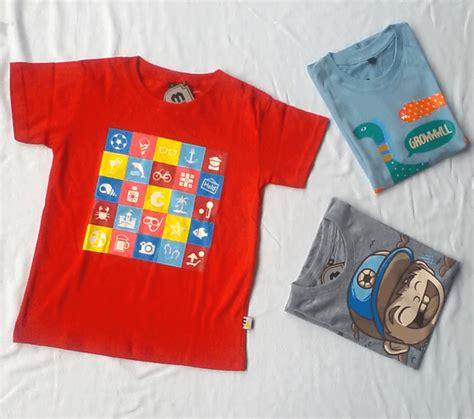 Kaos Anak Hooflakids Kaos Anak Kaos Anak Trendy Baju Atasan Anak 3 jual kaos anak anak harga grosir bandung