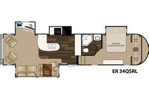 2015 elkridge 34qsrl floor plan 5th wheel heartland rv heartland rv fifth wheel floor plans trend home design