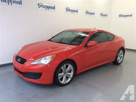 Hyundai Genesis Coupe 2 0t For Sale by 2012 Hyundai Genesis Coupe 2 0t 2 0t 2dr Coupe For Sale In