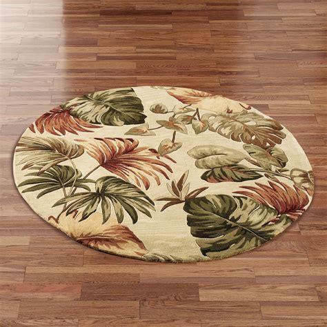 carolwright gift designer area rugs palm leaf area rug