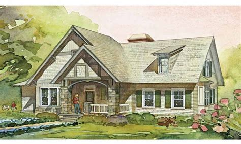 eplans english cottage house plan vernon hill from the english country cottage design english cottage style house