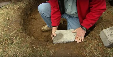 how to dig a fire pit in your backyard how to build a fire pit homesteading outdoor projects