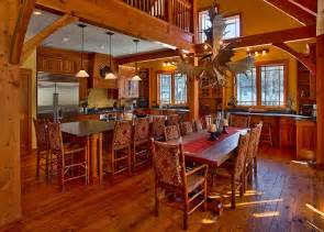 timber frame home interiors 17 best images about cabin interiors on rustic kitchen cabinets timber frame homes