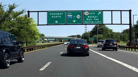 Garden State Parkway Toll by Garden State Parkway Exit 98 Northbound
