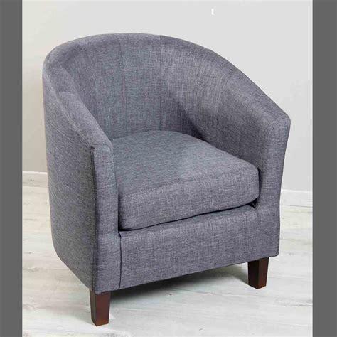 fauteuil cabriolet tissu fauteuil cabriolet en tissu gris fo dya shopping fr