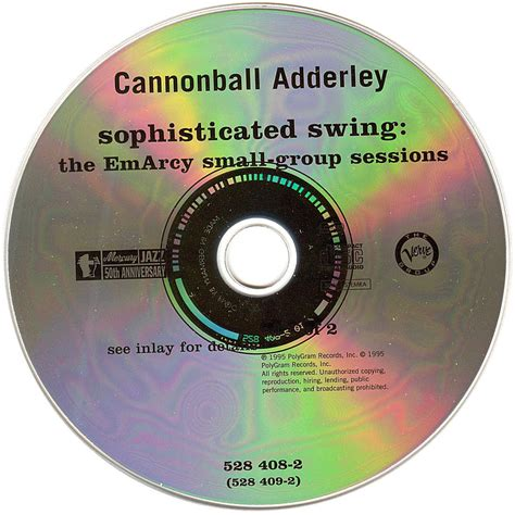 sophisticated swing cannonball adderley sophisticated swing the emarcy