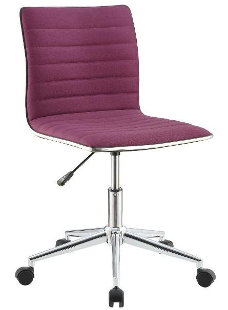 Sleek Office Chair by Sleek Office Chair With Chrome Base All Nations Furniture