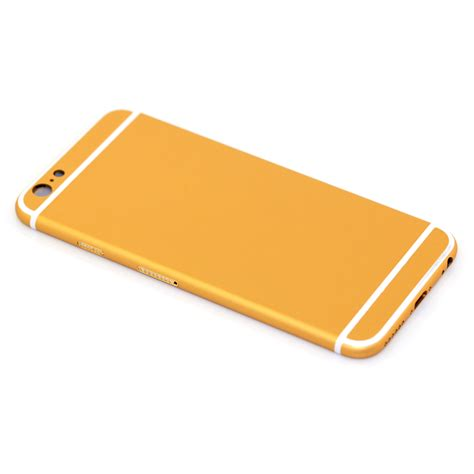 Mat Gold Color by Iphone 6 Accessories Matte Gold Color Iphone 6 Housing
