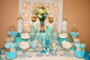 Sweet Buffet Table Ideas 17 Best Images About S An Turq On