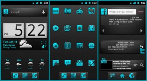 android cyanogenmod top 5 custom roms for customizing your android device