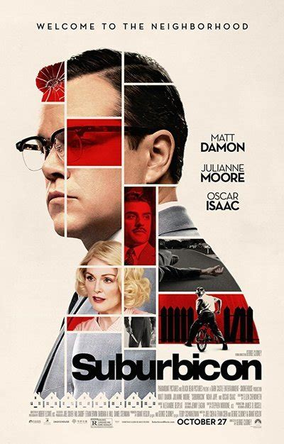 film it review 2017 suburbicon movie review film summary 2017 roger ebert