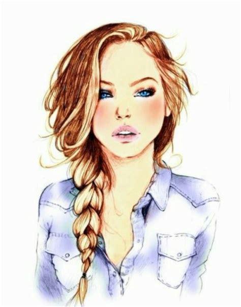 imagenes tumblr rostros resultado de imagen para caricaturas de chicas rudas