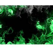 Black Green Smoke  Abstract Desktop HD Wallpaper