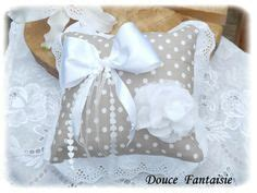 coussin satin coussin alliance on ring bearer pillows wedding ring and satin