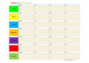 Diet Calendar Template by Printable Weight Loss Calendar Calendar Template 2016