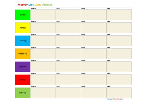 Diet Calendar Template by Diet Calendar Printable 2017 Printable Calendar