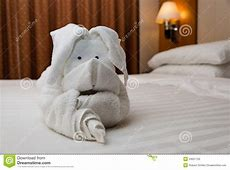 Towel Origami Art stock image. Image of rabbit, origami ... X 23