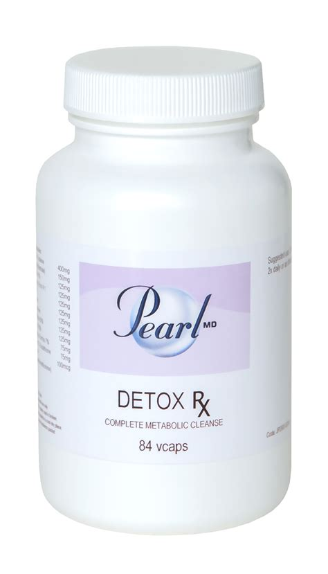 Detox Rx by Proactive In Toronto Ontario Pearls Rejuvenation
