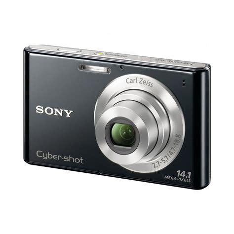 Kamera Sony Cybershot 14 1 Mp sony cyber 174 14 1 megapixel 4x optical zoom digital black tvs electronics
