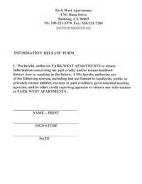 park west apartments rental application