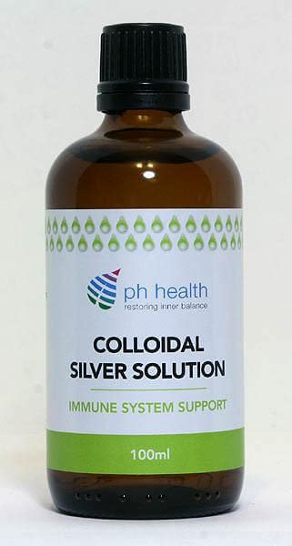 Does Colloidal Silver Detox by Buy Colloidal Silver Made In Uk Powerful Active Silver