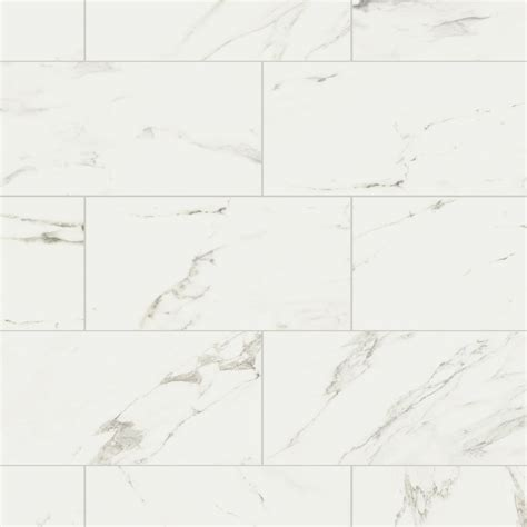 Bathroom Tile Ideas On A Budget marazzi developed by nature calacatta 12 in x 24 in