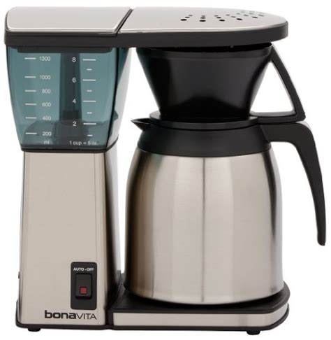 Which Fancy Automatic Drip Coffeemaker Is Best For Me?   Serious Eats