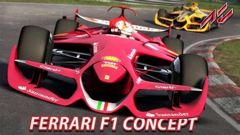 ferrari prototype f1 ferrari f1 concept assetto corsa ger g27