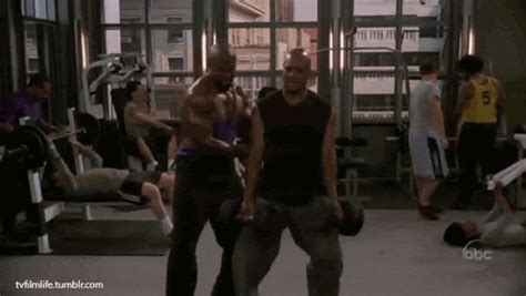 damon wayans workout tv series film gif find share on giphy
